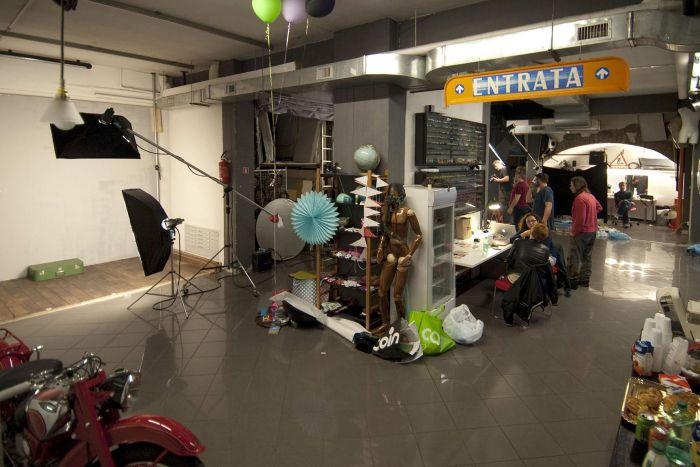 Studio fotografico studio abbondanza a noleggio a roma roma for Studio affitto roma
