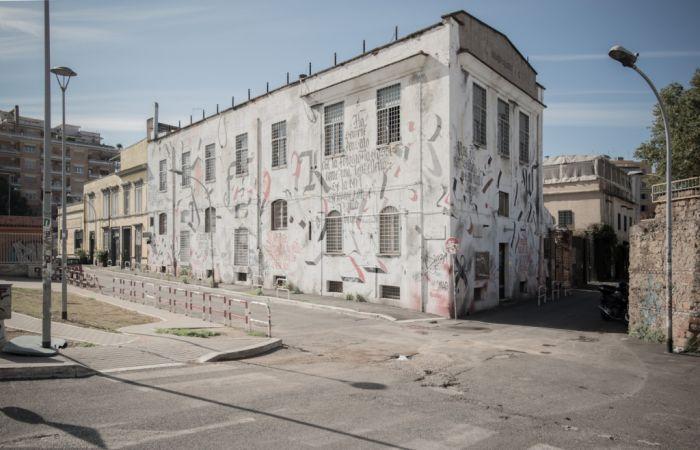 Officine Fotografiche Roma - Esterno Sede