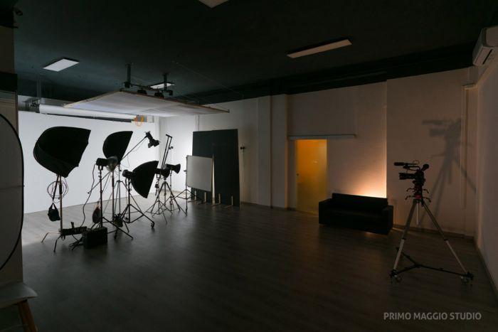 Primo Maggio Studio Fotografico Produzioni Video - Studio fotografico e video a noleggio Bologna - Primo Maggio studio