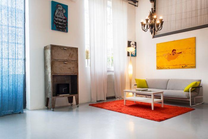 Cantiere Bovisa NUOVA LOCATION - Studio 1