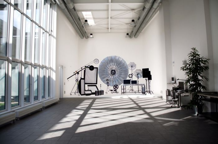 StudioWhite - Studio 1