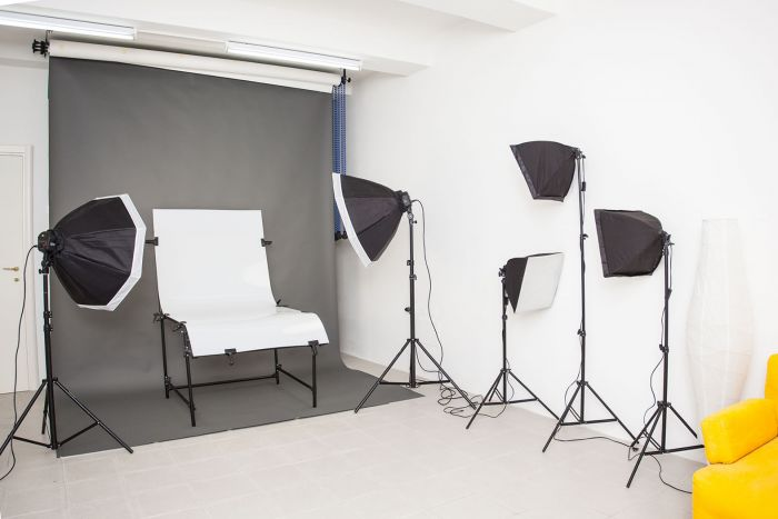 Corilla Shooting Room - Studio 1
