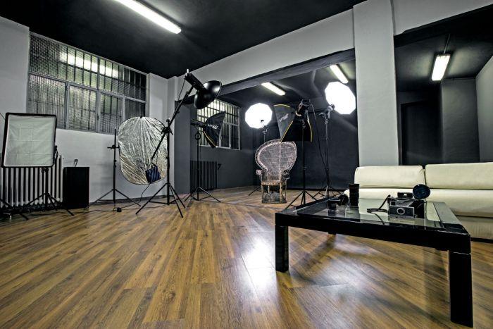 REFLEXTribe - Studio 1