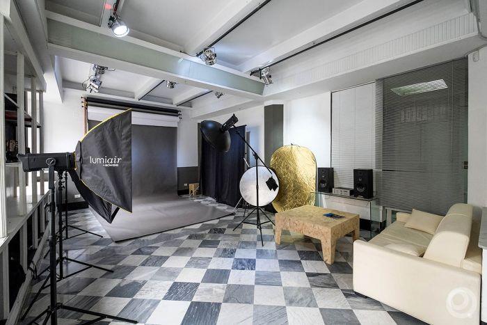 Qmedia - Studio 1
