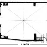 Superstudio 13 - Planimetria Studio 6