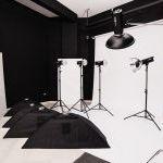 Studio fotografico Sala Pose Salerno - Scheda
